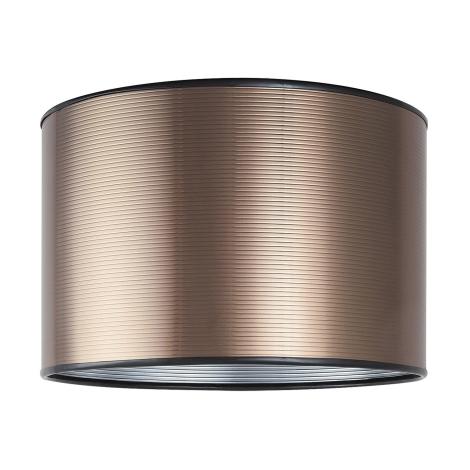 Rabalux 4520 - Lámpaernyő DARCY 1xE27 bronz