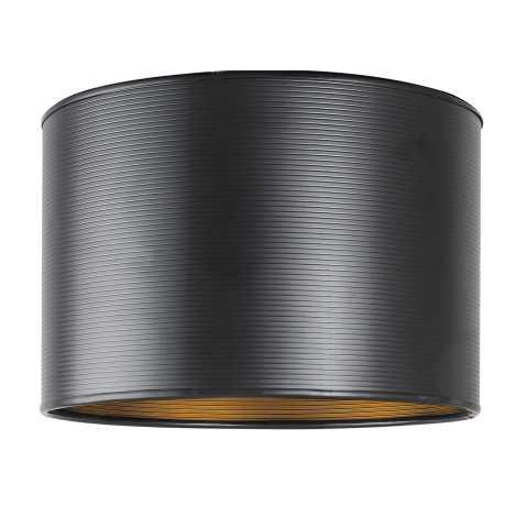 Rabalux 4521 - Lámpaernyő DARCY 1xE27 fekete