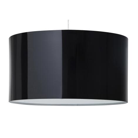 Rabalux 4529 - Lámpaernyő RICK 1xE27 fekete