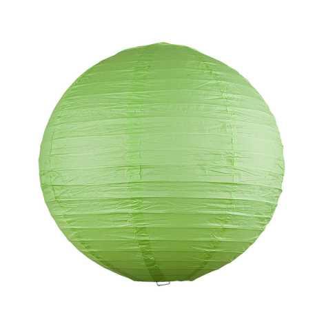 Rabalux 4891 - Lámpabúra RICE zöld átmérő 30 cm
