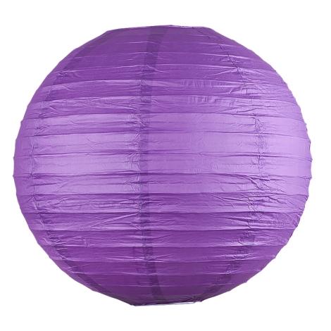 Rabalux 4908 - Lámpaernyő RICE lila