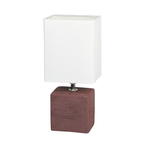 Rabalux 4928 - Asztali lámpa ORLANDO 1xE14/40W/230V