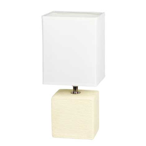 Rabalux 4929 - Asztali lámpa ORLANDO 1xE14/40W/230V