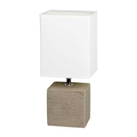 Rabalux 4930 - Asztali lámpa ORLANDO 1xE14/40W/230V