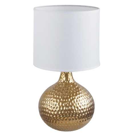 Rabalux 4977 - Asztali lámpa ROZIN E14/40W/230V