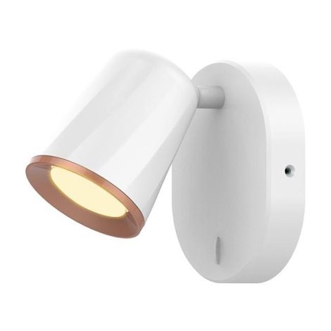 Rabalux 5045 - LED Fali spotlámpa SOLANGE LED/6W/230V