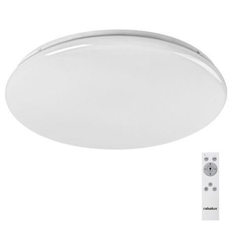 Rabalux 5449 - LED Szabályozható mennyezeti lámpa DANNY LED/36W/230V