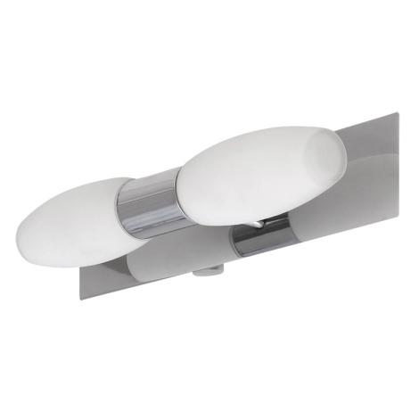 Rabalux 5842 - Fürdőszobai fali lámpa MANILA 2xG9/28W/230V