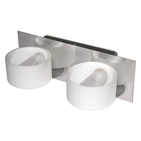 Rabalux 5844 - Fürdőszobai fali lámpa NICOLE 2xG9/28W/230V