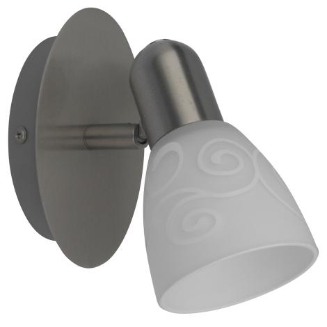 Rabalux 6635 - Spotlámpa HARMONY LUX E14/40W/230V
