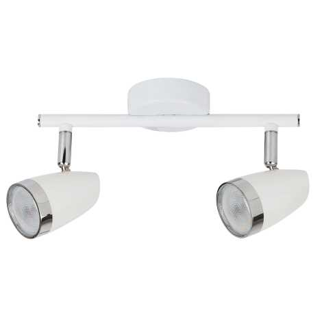 Rabalux 6667 - LED Spotlámpa KAREN 2xLED/4W/230V