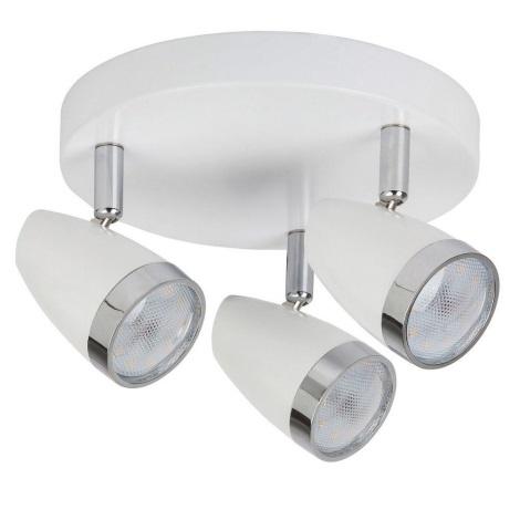 Rabalux 6668 - LED Spotlámpa KAREN 3xLED/4W/230V