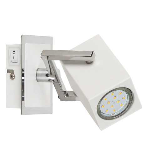 Rabalux 6737 - LED Spotlámpa NARA GU10/4,5W/230V