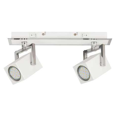 Rabalux 6738 - LED Spotlámpa NARA 2xGU10/4,5W/230V