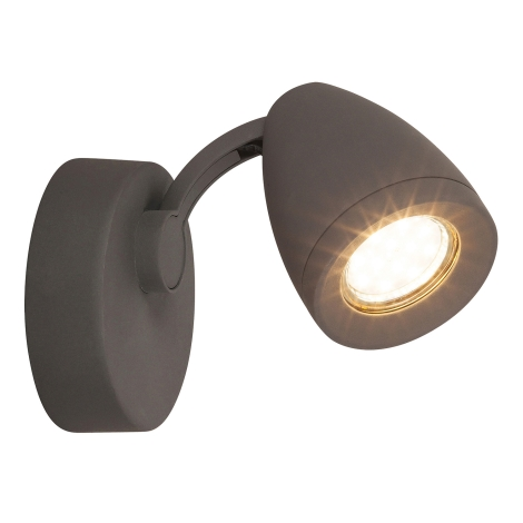 Rabalux 6741 - LED Spotlámpa NANCY GU10/4,5W/230V