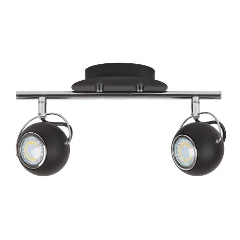 Rabalux 6826 - LED Spotlámpa BOBBY 2xGU10/4,5W/230V