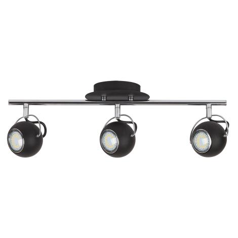 Rabalux 6827 - LED Spotlámpa BOBBY 3xGU10/4,5W/230V