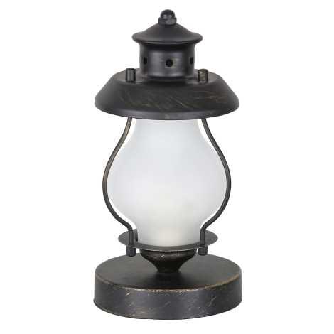 Rabalux 7346 - Asztali lámpa VICTORIO C37 E14/40W/230V
