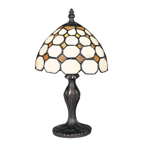 Rabalux 8072 - Asztali lámpa MARVEL 1xE14/40W/230V