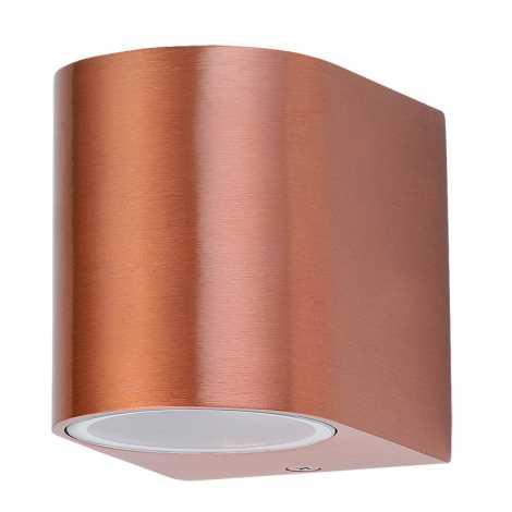 Rabalux 8099 - Kültéri fali lámpa CHILE 1xGU10/35W/230V