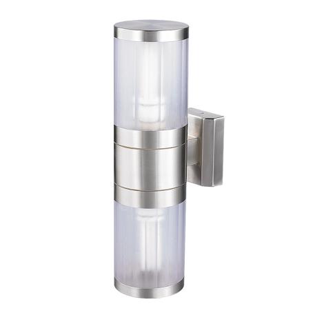 Rabalux 8167 - Kültéri fali lámpa ATLANTA 2xE27/60W/230V