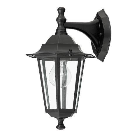 Rabalux 8202 - Kültéri fali lámpa VELENCE 1xE27/60W/230V