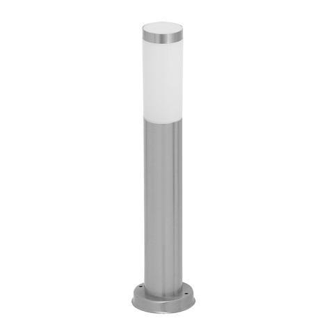 Rabalux 8263 - Kültéri állólámpa INOX TORCH 1xE27/60W