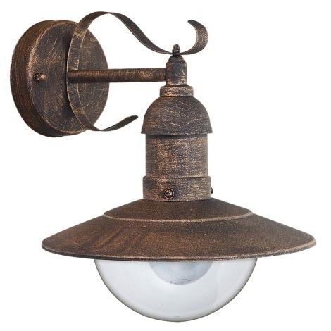 Rabalux 8271 - Kültéri fali lámpa OSLO 1xE27/60W/230V
