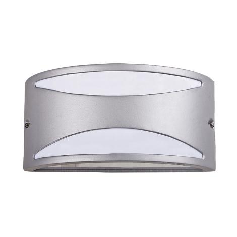 Rabalux 8360 - Kültéri fali lámpa MANHATTAN 1xE27/60W/230V