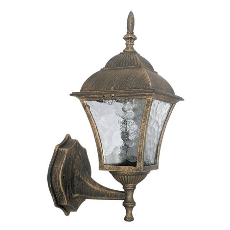 Rabalux 8392 - Kültéri fali lámpa TOSCANA 1xE27/60W/230V