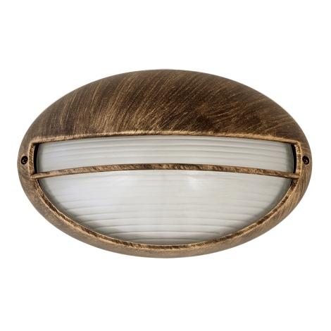 Rabalux 8496 - Kültéri fali lámpa HEKTOR 1xE27/100W/230V