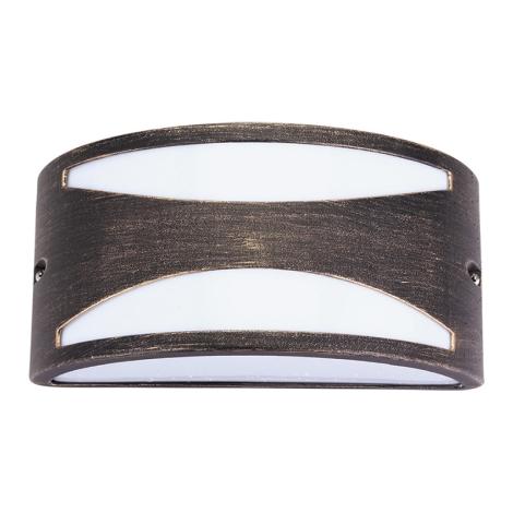 Rabalux 8510 - Kültéri fali lámpa MANHATTAN 1xE27/60W/230V