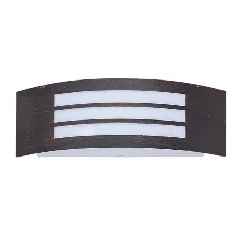 Rabalux 8511 - Kültéri fali lámpa ROMA 1xE27/14W/230V