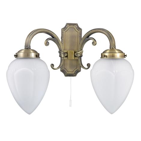 Rabalux 8532 - Fali lámpa MAYA 2xE14/40W/230V