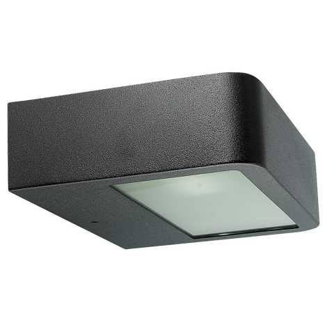Rabalux 8550 - Kültéri fali lámpa OMAHA 1xE27/11W/230V