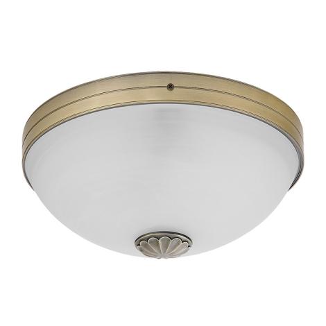 Rabalux 8558 - Mennyezeti lámpa ORCHIDEA 2xE27/60W/230V