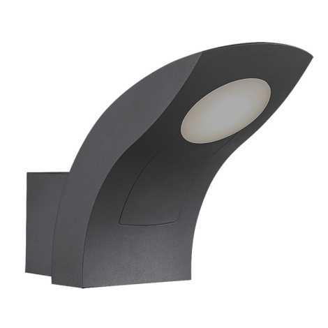 Rabalux 8566 - LED Kültéri fali lámpa MELBOURNE 1xLED/6W/230V