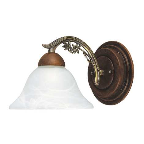 Rabalux 8611 - Fali lámpa ODETT 1xE27/40W/230V