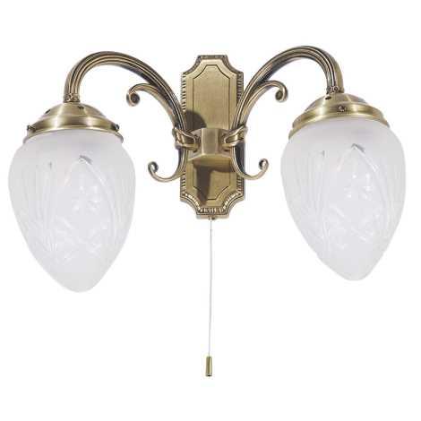 Rabalux 8632 - Fali lámpa ANNABELLA 2xE14/40W/230V