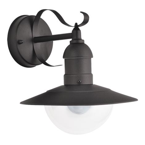 Rabalux 8680 - Kültéri fali lámpa OSLO 1xE27/60W/230V
