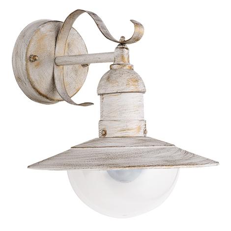 Rabalux 8681 - Kültéri fali lámpa OSLO 1xE27/60W/230V