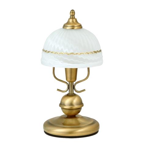 Rabalux 8812 - Asztali lámpa FLOSSI 1xE14/40W/230V