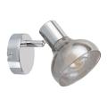 Rabalux - Fali lámpa 1xE14/40W/230V fényes króm