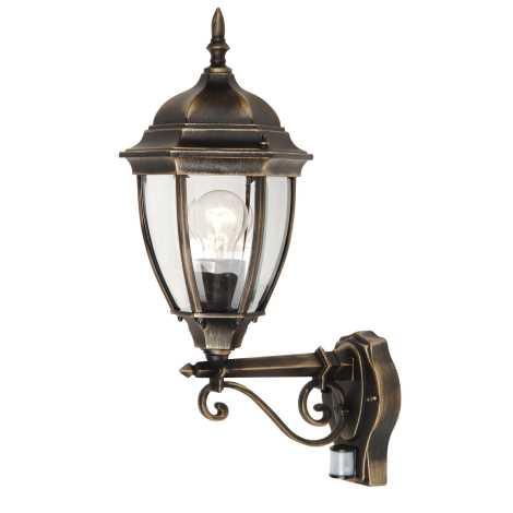 Rabalux - Kültéri lámpa mozgásérzékelős 1xE27/100W/230V IP44