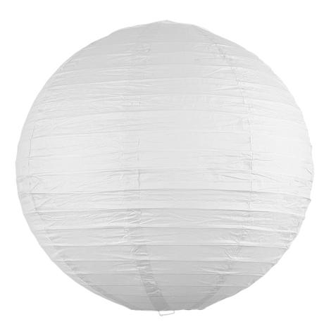 Rabalux - Lámpaernyő fehér E27 átm.40 cm