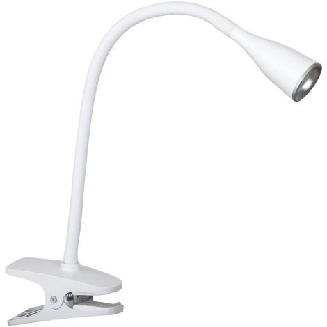 Rabalux - LED Csipeszes asztali lámpa 1xLED/4,5W/230V