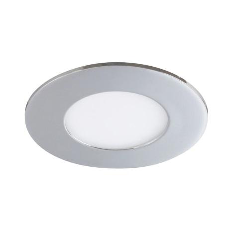 Rabalux - LED Fürdőszobai beépíthető lámpa LED/3W/230V IP44 3000K
