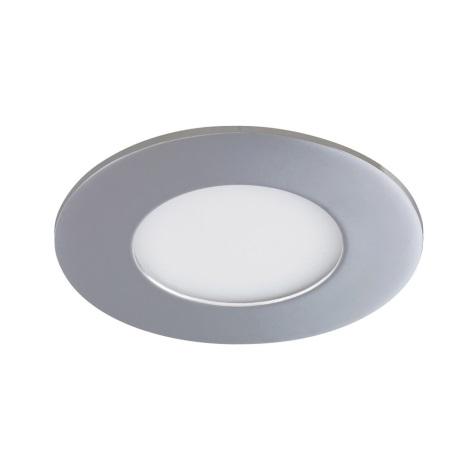 Rabalux - LED Fürdőszobai beépíthető lámpa LED/3W/230V IP44 4000K
