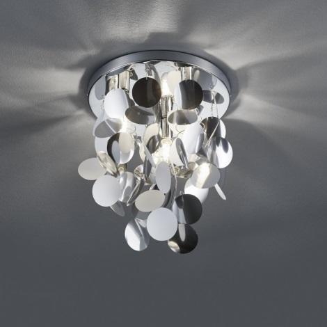 Reality - Mennyezeti lámpa LUCCA 3xE14/40W/230V