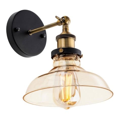 Redo 01-1026 - Fali lámpa SAVILLE 1xE27/42W/230V